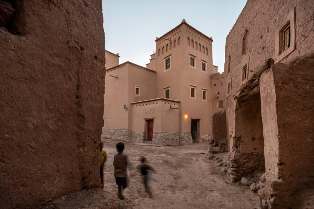 Hotel Riad Dar Bladi, Ouarzazate