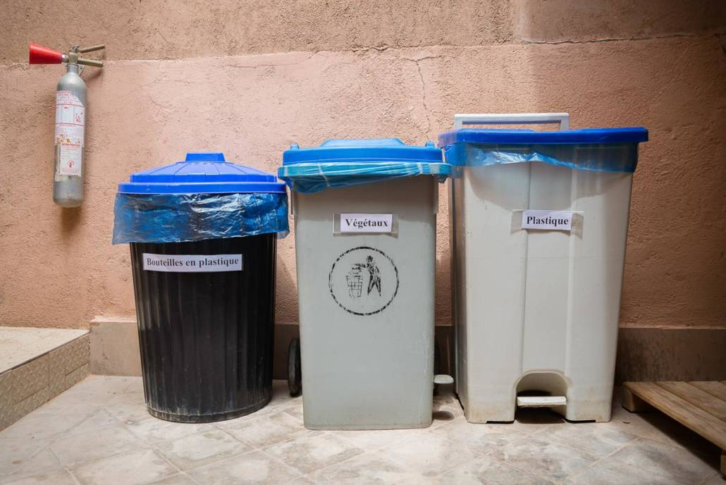 Riad Eco responsable Ouarzazate