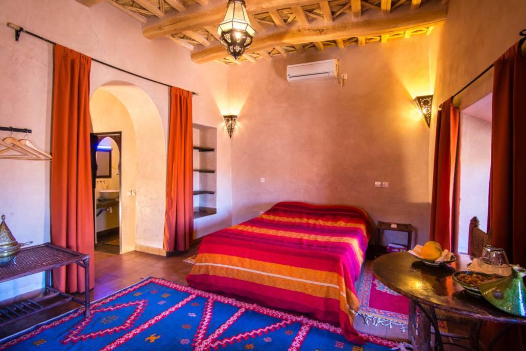 Chambre Riad Ouarzazate