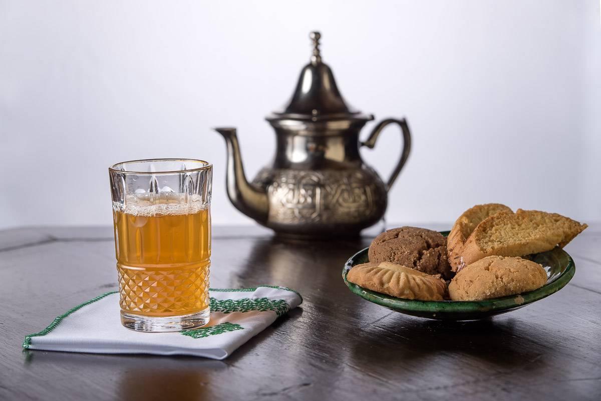 Thé Marocain, Riad Ouarzazate